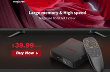 Magicsee N5 NOVA, un barato Android TV Box con soporte para 4K