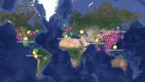 Mantente alerta con el mapa del Coronavirus de Google en tiempo real