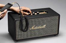 Marshall Stanmore, un altavoz Bluetooth para los amantes del Rock & Roll