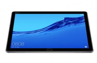 Anunciadas las tablets Huawei MediaPad M5 y T5 Lite 10