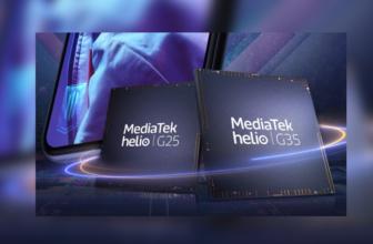 MediaTek Helio G35 y Helio G25, procesadores de gama baja para gaming