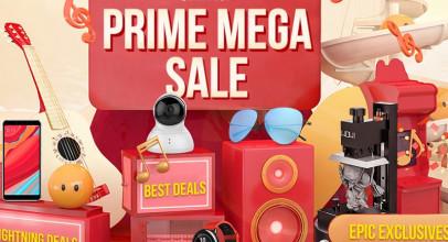 Promoción Mega ventas en Gearbest