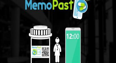 Memopast, la app para llevar los medicamentos a casa