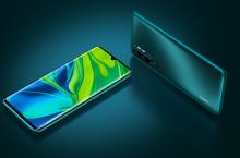 Xiaomi Mi Note 10 y Redmi Note 8T se presentan en España