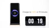 Mi WirelessCharging, Xiaomi presenta su carga inalámbrica de 80W