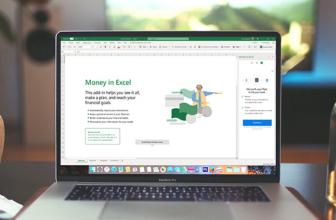 Money in Excel, Microsoft añade una forma de administrar tus finanzas