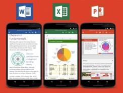 Las Apps definitivas de Microsoft Office ya disponibles en Android