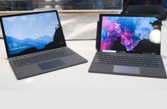 Microsoft anuncia las nuevas Surface Laptop 2 y Surface Pro 6