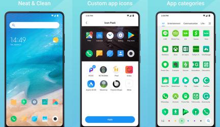 MintLaucher, Xiaomi estrena nueva UI basada en PocoLauncher