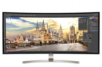 #IFA2016: Así son los nuevos monitores de LG