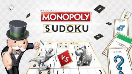 Monopoly Sudoku, el nuevo juego licenciado para Android e iOS