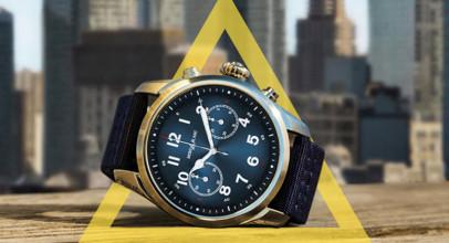Montblanc Summit 2, el primer smartwatch con SnapdragonWear3100
