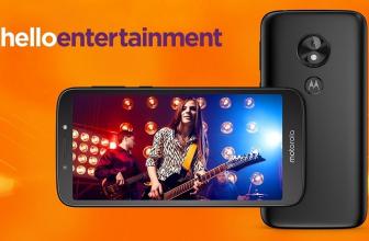 """Moto E5 Play presenta su """"Android Go Edition"""""""