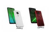 Moto G7, Plus, Play y Power revelan su diseño antes de tiempo