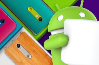 Estos son los dispositivos Motorola que actualizarán a Android 6.0