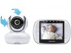 Motorola MBP36S, vigila a tu bebé incluso a oscuras!!