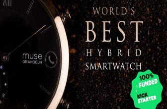 Muse Hybrid Smartwatch : El proyecto innovador de la semana #80