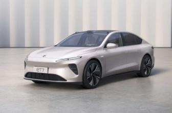 NIO ET7, nuevo automóvil eléctrico para competir con Tesla