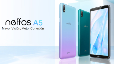 NeffosA5, TP-Link apuesta por AndroidGoen este asequible móvil