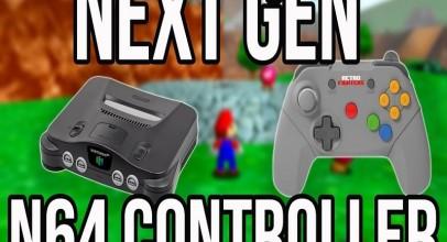 Next Gen N64 Controller : El proyecto innovador de la semana #45