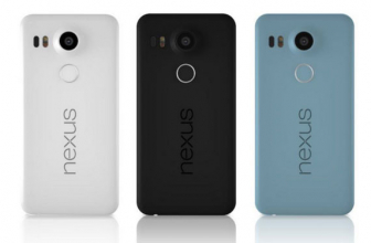 Nexus 5X, especificaciones del nuevo smartphone de Google