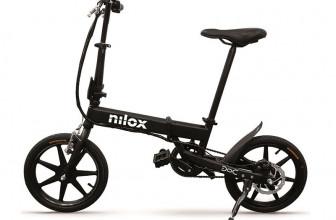 Nilox EBike X2, una bici eléctrica ligera, compacta y asequible