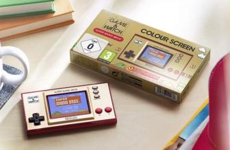 Nintendo Game&Watch: ya la puedes reservar por solo 59.90 euros