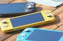 Nintendo Switch Lite, todos los detalles de la nueva versión de consola