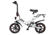 NiubilityB14, movilidad y autonomía garantizada en esta bici eléctrica