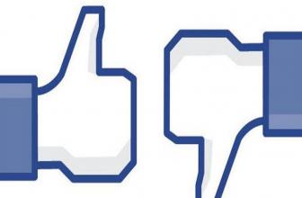 No me gusta de Facebook ya se está probando