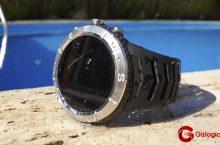 No.1 DT08, smartwatch deportivo acuático y económico
