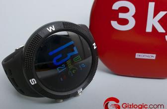 No.1 F18, probamos este smartwatch barato con IP68 y GPS
