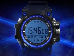 No.1 F2, smartwatch deportivo con un año de autonomía