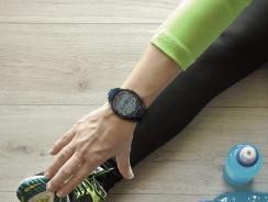 No.1 F3, un smartwatch sencillo con autonomía de un año