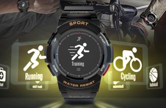 No.1 F6, nuevo reloj deportivo asequible con 120 días de autonomía