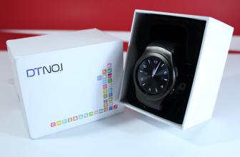 No.1 G3, ¡otro smartwatch que hemos probado!