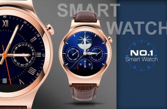 No.1 S3 Smartwatch, otro wearable para la colección