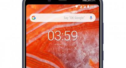 Nokia 3.1 Plus también se anuncia oficialmente