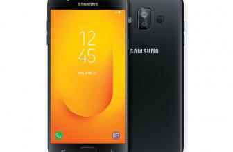 Nuevo Samsung Galaxy J7 Duo con cámara doble y Android Oreo