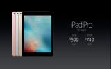 Llega el nuevo iPad Pro de 9,7 pulgadas
