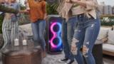 Nuevos JBLFlip6,PartyBox710 yPartyBox110, sonido y luces de fiesta