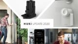 Nuki anuncia baterías recargables para su cerradura inteligente
