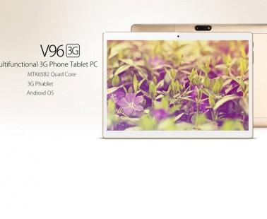 Onda V96 3G, una tablet de 9.6 pulgadas por 70 euros
