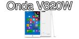 Onda v820w: Dual boot con Windows 10 en tu tablet