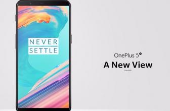 OnePlus 5 y 5T reciben una importante actualización