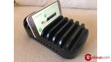 Orico 120W, probamos este multicargador de 10 puertos USB