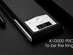 Oukitel K10000 Pro, el móvil con la mejor batería del mundo