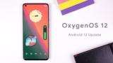 OxygenOS 12 ya disponible en beta pública para OnePlus 9 y 9 Pro