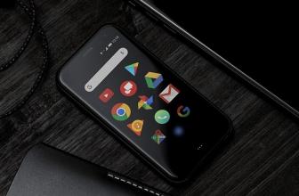 Palm regresa al mercado con un teléfono Android diminuto