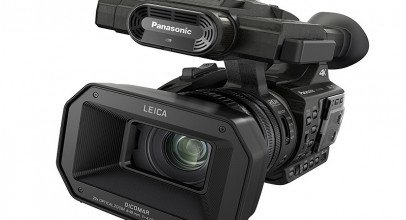 Panasonic HC-X1000, una videocámara con lente Leica Dicomar